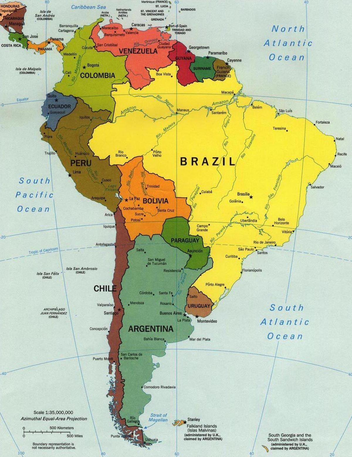 amerika térkép Brazília dél amerika térkép   Brazília dél amerika térkép (Dél  amerika térkép